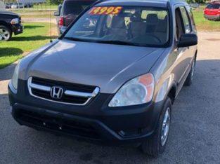 2004 Honda CR-V Car For Sale