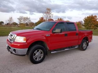 2008 Ford F150 SuperCrew Cab For Sale