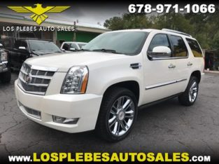 2013 CADILLAC ESCALADE PLATINUM CAR FOR SALE