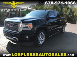 2015 GMC SIERRA 1500 DENALI Car For Sale