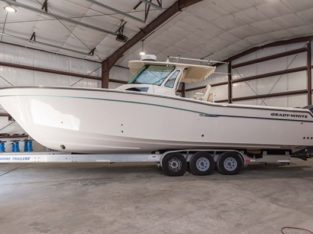 2015 Grady-White 376 Canyon Boat For Sale