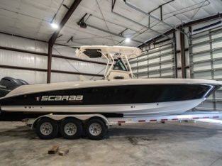 2015 Wellcraft 30 Scarab Tournament Boat For Sale