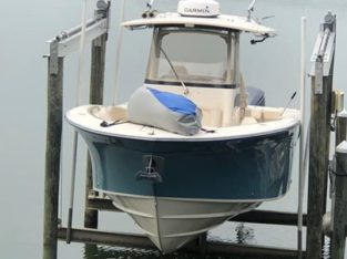 2017 Grady White 306 Canyon Boat For Sale