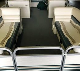 Smoker Craft Pontoon Boat For Sale