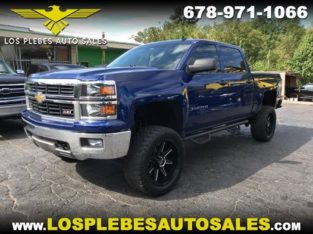 2014 CHEVROLET SILVERADO 1500 LT CAR FOR SALE