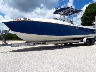 2006 Honda 225 4st Boat For Sale