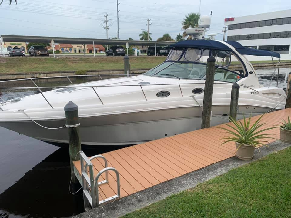 2007 34ft Sea Ray Sundancer Boat For Sale