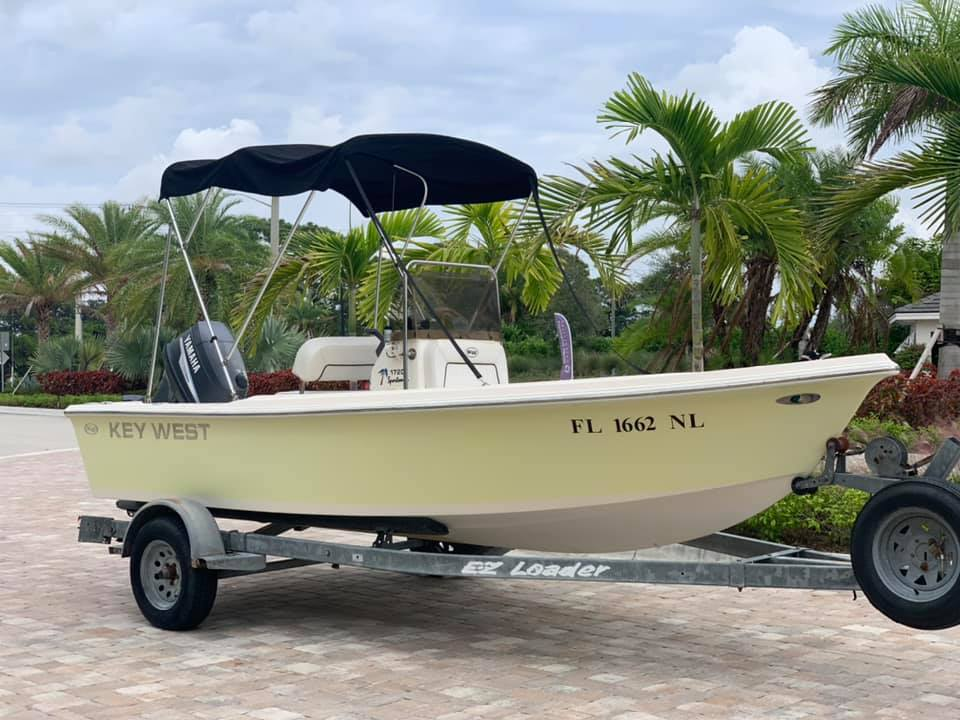 2008 Key West 1720 Boat For Sale