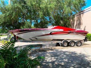 2011 Sunsation 32SSR Boat For Sale