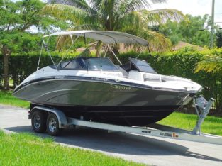 2013 Yamaha 212SS Boat For Sale