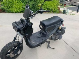 2014 Honda Ruckus Clone Bike For Sale