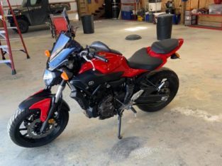 2017 Yamaha FZ Bike For Sale