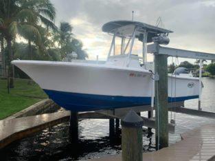 2018 21ft Sea Hunt Triton Boat For Sale