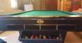 Gandy 9′ Regulation Billiards Table For Sale