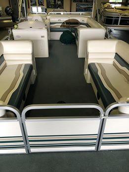 Smoker Craft Pontoon Boat For Sale