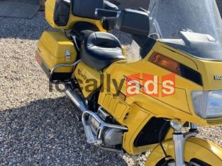 1985 Honda Goldwing Bike For Sale