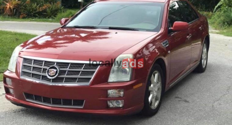 2010 Cadillac STS Sedan Car For Sale