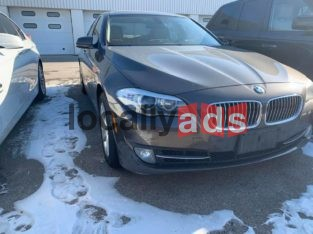 2012 BMW 5 Series Car For Sale