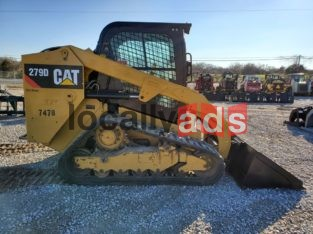 2015 Caterpillar 279D For Sale