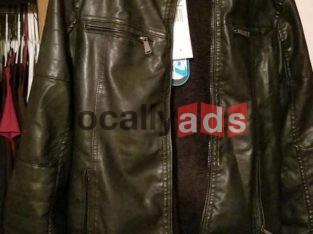 Phantom Basic Black Jacket For Sale