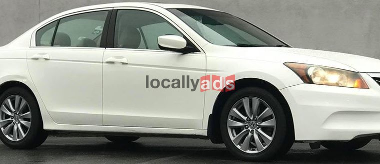 Honda Accord EX-L Sedan Car For Sale