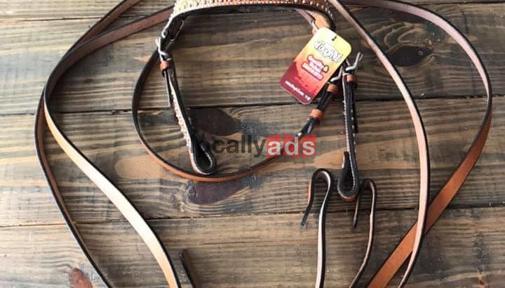 Pony Head Stalls & Bridles For Sale