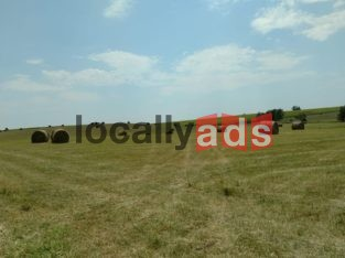 Prairie Hay Ball For Sale