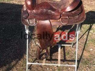 Ranch Saddle For Sale