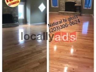 Wood Flooring Refinishing