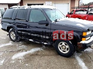 2000 Chevrolet Tahoe Car For Sale