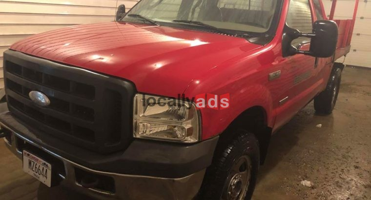 2005 Ford F-350 Car For Sale
