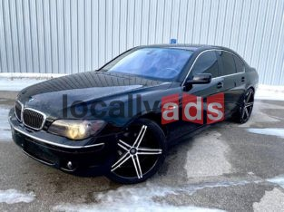 2006 BMW 750i Car For Sale