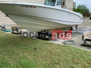 2012 Boston Whaler 320 Boat For Sale