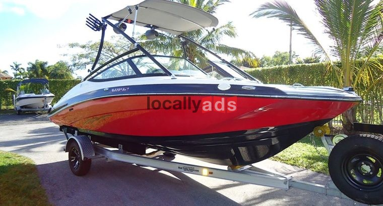 2013 Yamaha AR192 Boat For Sale
