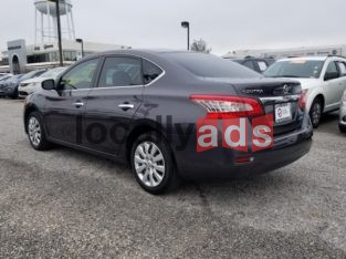 2014 Nissan Sentra Car For Sale