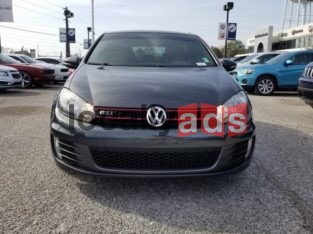 2014 Volkswagen Gti Car For Sale
