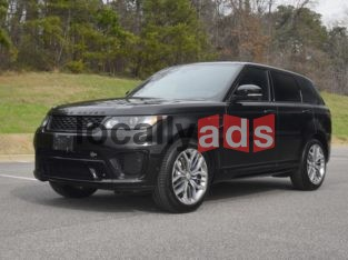 2015 Range Rover Car For Sale