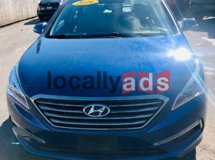 2016 Hyundai Sonata Car For Sale