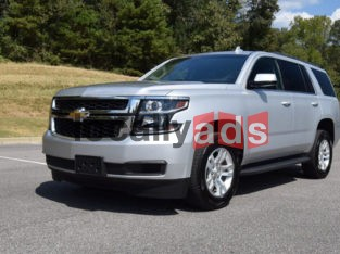 2018 Chevrolet Tahoe Car For Sale