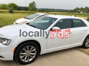 2018 Chrysler 300 Touring Sedan 4D Car For Sale