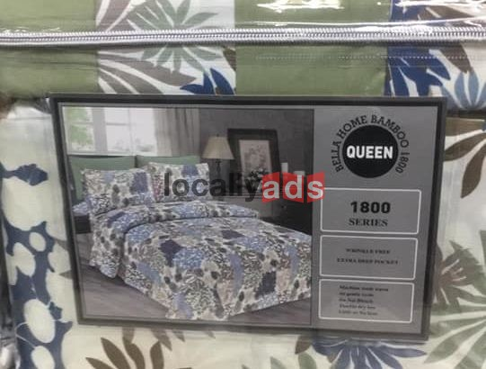 BED Sheet Set For Sale