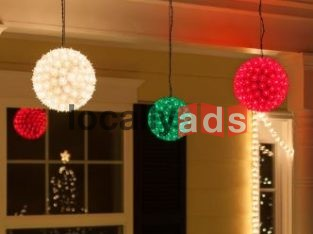 CHRISTMAS LIGHTS For Sale
