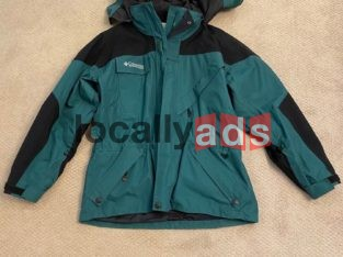 COLUMBIA TITANIUM WINTER JACKET FOR SALE