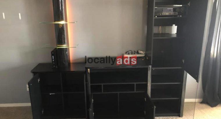 Entertainment Center For Sale