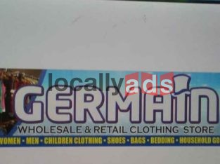 Germain Liquidation Closeout Clothing Store