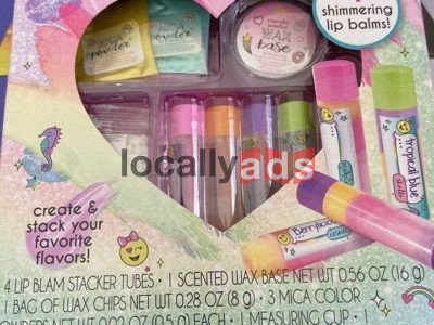 Layered lip balm For Sale