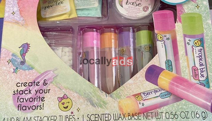 Layered lip balm For Sale