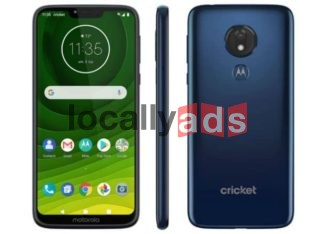 Moto g7 Phone For Sale