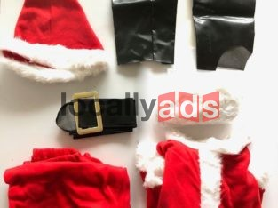 Santa Suit For Sale