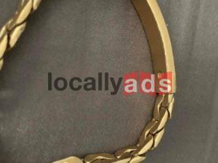 Cuban Gold Bracelet For Sale